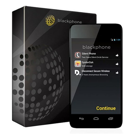 BlackPhonesilentcircle
