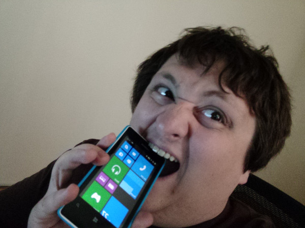 Windows Phone is not that yummy.