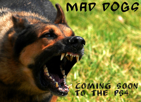 Mad Dogs the Game