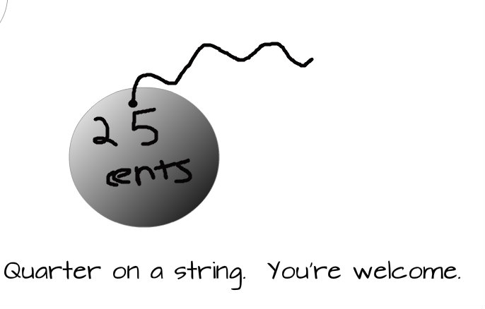 quarter_on_a_string