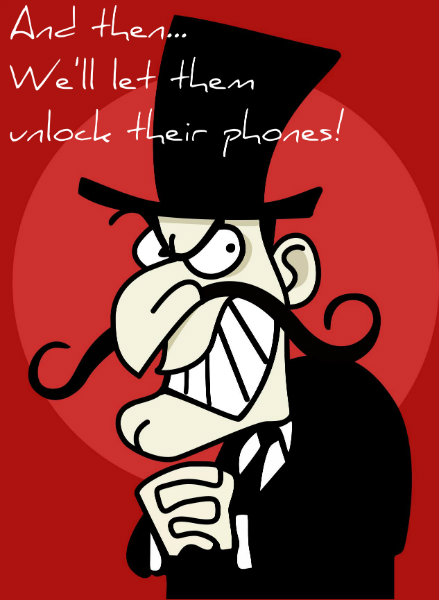 VillainPhone