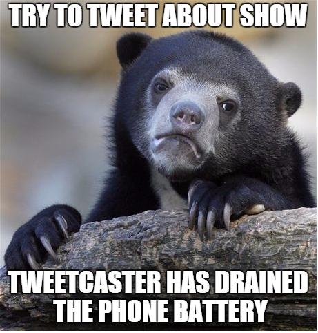 TweetcasterBear
