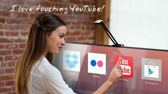 TouchJetYoutube